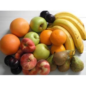 Cesta de frutas 9.5 Kg